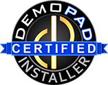 DemoPad Certified Installer